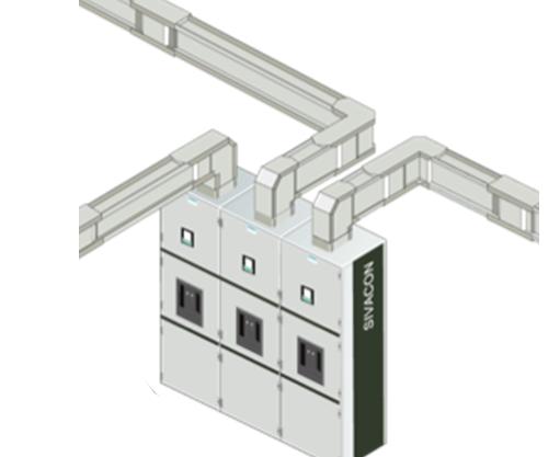 Đầu kết nối tủ điện Sivacon Siemens