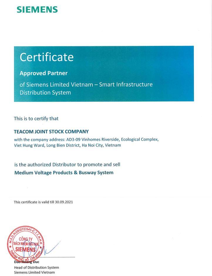 Siemens-Partner